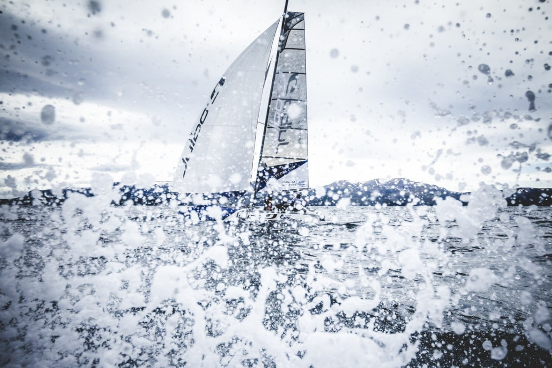Franck cammas julbo sail session cap horn