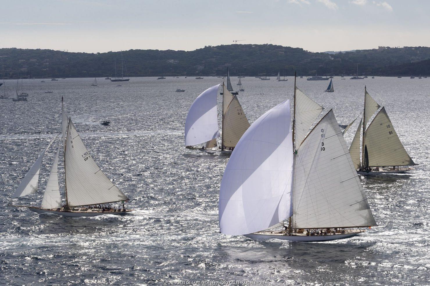 sailing, photo, Les Voiles de Saint-Tropez 2017, yachtracing, boating