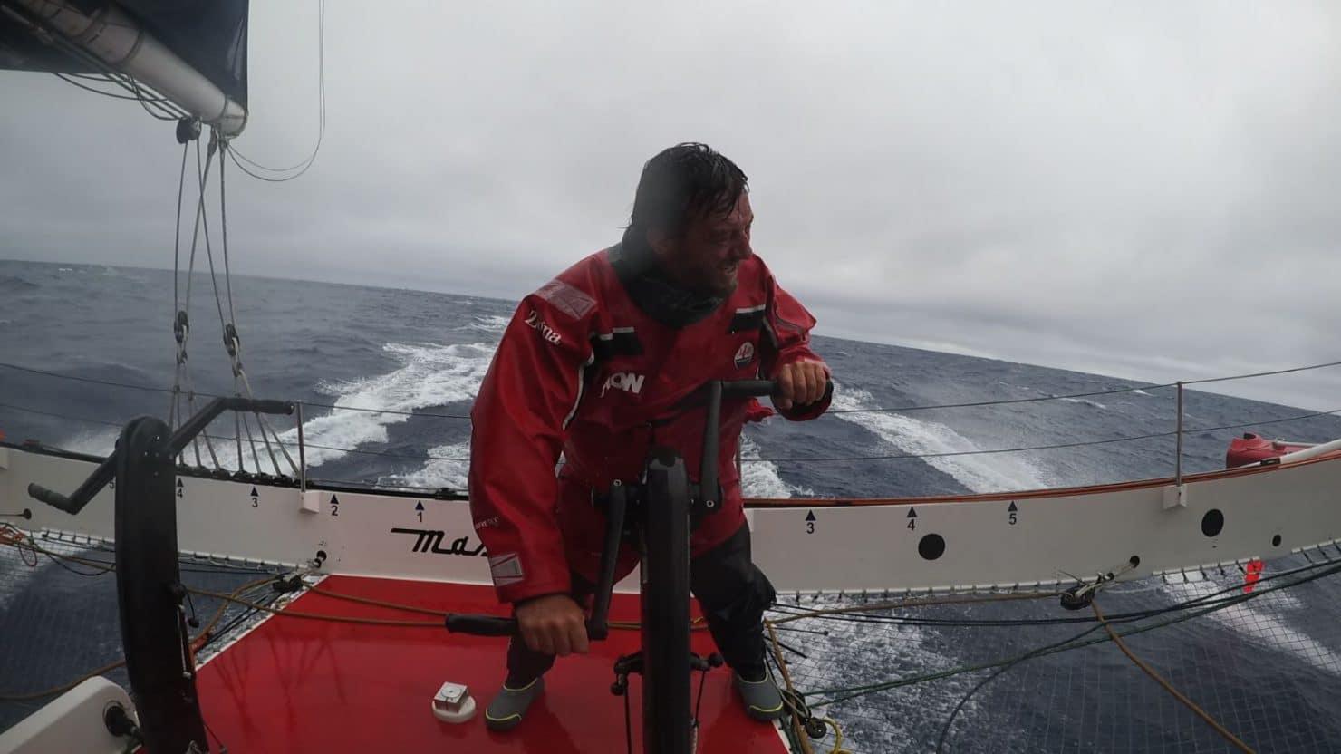 Derniers 1000 miles pour Giovanni Soldini et son équipage